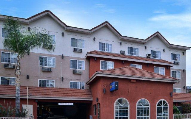 Отель Avenue США, Лос-Анджелес - отзывы, цены и фото номеров - забронировать отель Avenue онлайн