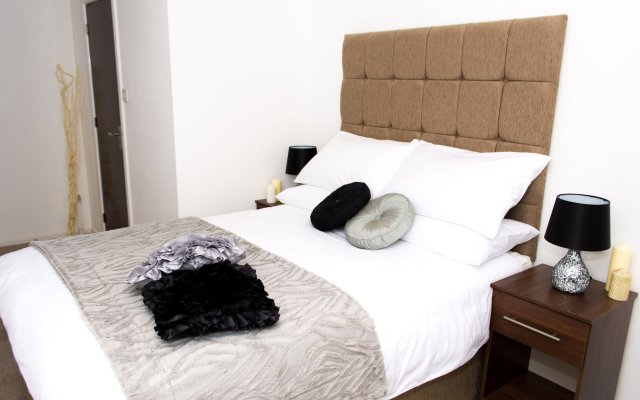 Отель Park View Residence комната для гостей