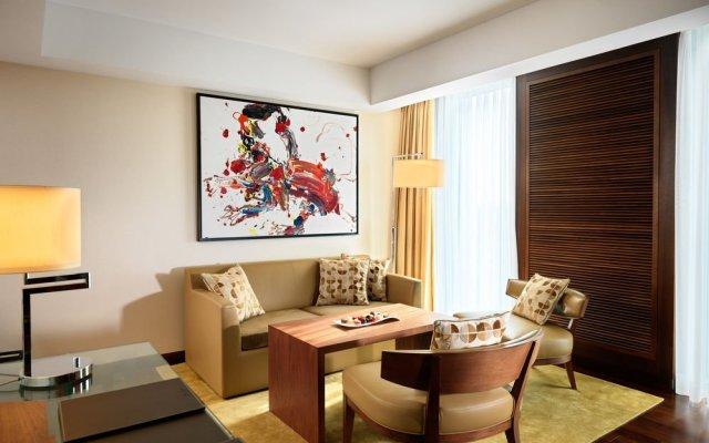Отель Jumeirah Frankfurt комната для гостей