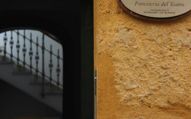 Отель Alloggio della Posta Vecchia Агридженто вид на фасад