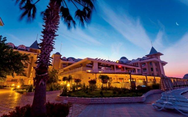 Side Star Resort Турция, Сиде - отзывы, цены и фото номеров - забронировать отель Side Star Resort онлайн вид на фасад