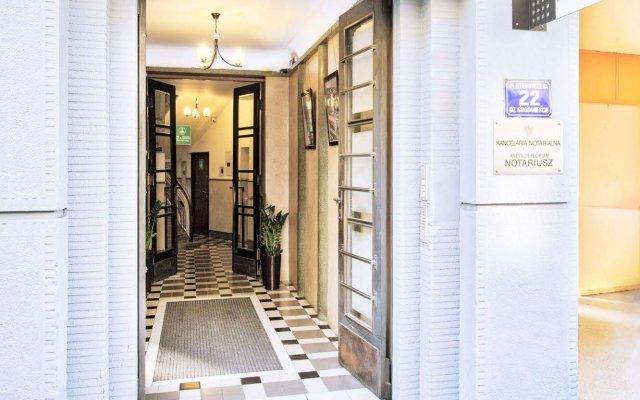 Отель Daniel Griffin Aparthotel by Artery Hotels Польша, Краков - 2 отзыва об отеле, цены и фото номеров - забронировать отель Daniel Griffin Aparthotel by Artery Hotels онлайн вид на фасад