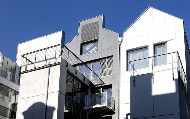Отель Lavoo Boutique Apartments Польша, Гданьск - отзывы, цены и фото номеров - забронировать отель Lavoo Boutique Apartments онлайн вид на фасад
