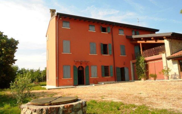 Отель Ca' Bussola B&B Италия, Монцамбано - отзывы, цены и фото номеров - забронировать отель Ca' Bussola B&B онлайн вид на фасад
