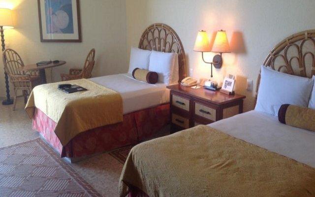 Отель The Fairmont Acapulco Princess комната для гостей