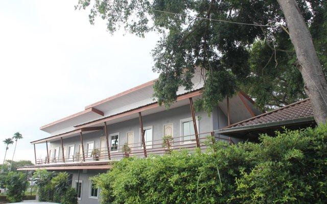 Отель Krabi Avahill Таиланд, Краби - отзывы, цены и фото номеров - забронировать отель Krabi Avahill онлайн вид на фасад