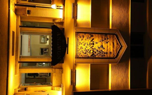 Anemon Izmir Hotel вид на фасад