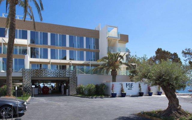 Отель ME Ibiza - The Leading Hotels of the World вид на фасад