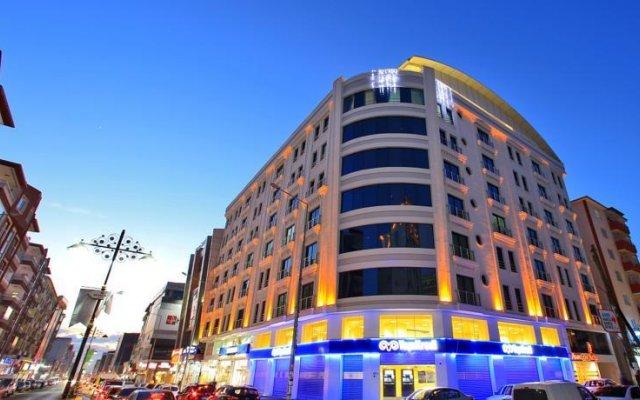 Avalon Altes Hotel вид на фасад