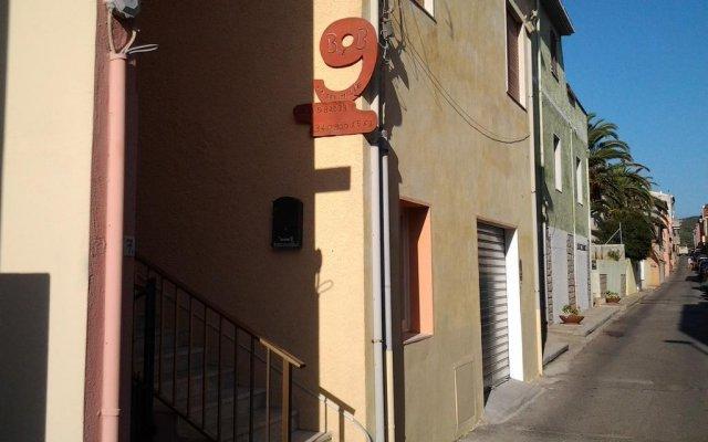 Отель B&B Via Dei Mille 9 Кастельсардо вид на фасад