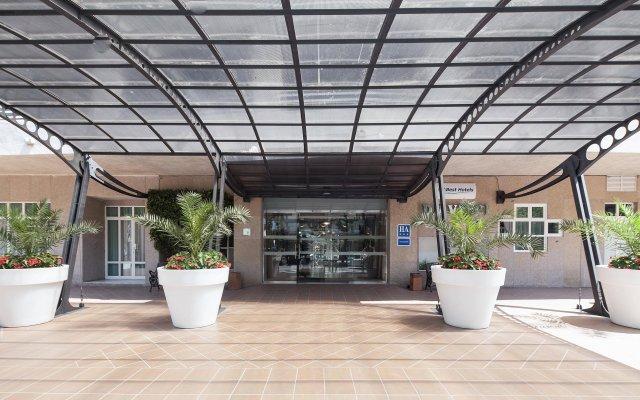 Hotel Best Da Vinci Royal вид на фасад