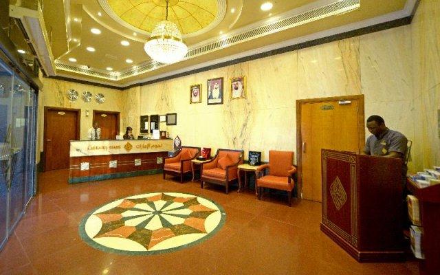 Отель Emirates Stars Hotel Apartment Sharjah ОАЭ, Шарджа - отзывы, цены и фото номеров - забронировать отель Emirates Stars Hotel Apartment Sharjah онлайн интерьер отеля