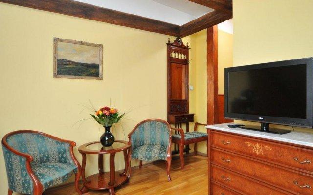 Отель METAMORPHIS Прага комната для гостей