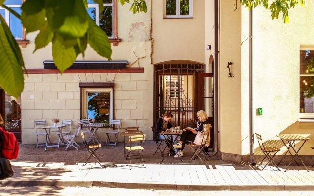 Отель Vilnius Private Stay Литва, Вильнюс - отзывы, цены и фото номеров - забронировать отель Vilnius Private Stay онлайн вид на фасад