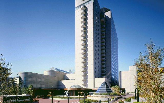 Hotel East 21 Tokyo вид на фасад