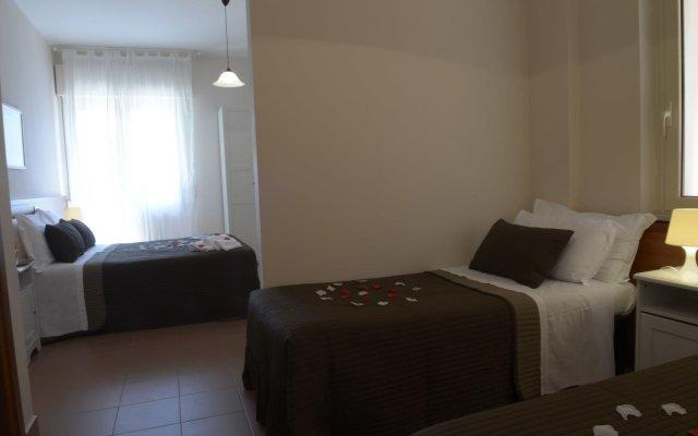 Hotel Antagos комната для гостей