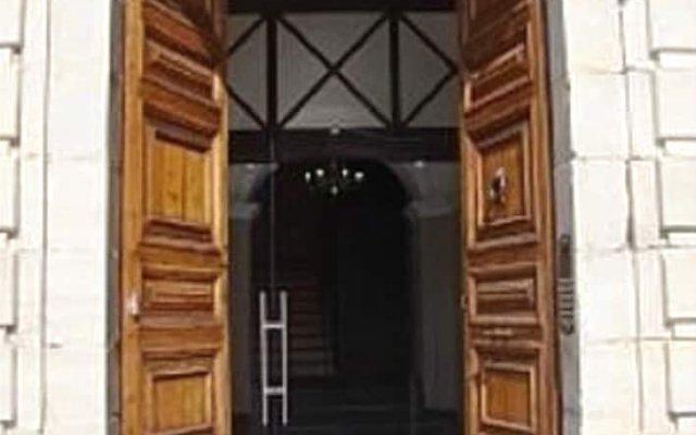Отель Residenze Palazzo Pes вид на фасад