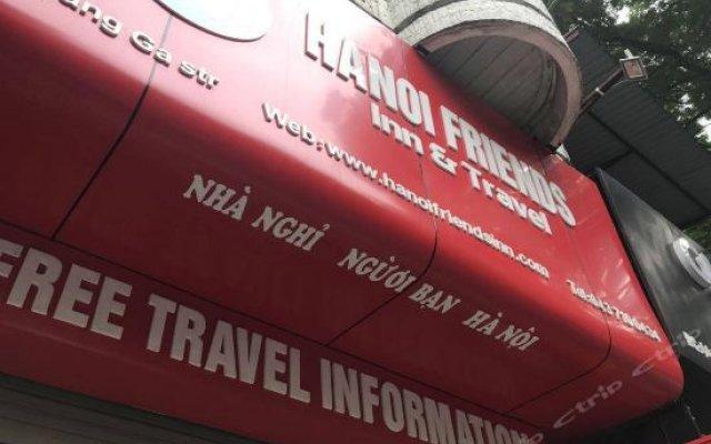 Отель Hanoi Friends Inn & Travel вид на фасад