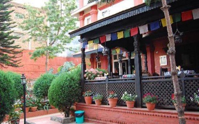 Отель Encounter Nepal Непал, Катманду - отзывы, цены и фото номеров - забронировать отель Encounter Nepal онлайн вид на фасад