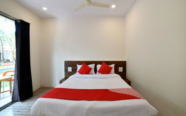 Отель OYO 26851 La Perla Resort Индия, Морджим - отзывы, цены и фото номеров - забронировать отель OYO 26851 La Perla Resort онлайн комната для гостей