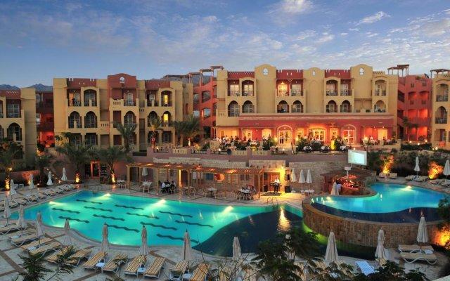 Marina Plaza Hotel Tala Bay вид на фасад