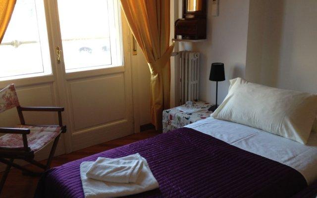 Апартаменты Domitilla Luxury Apartment Генуя комната для гостей