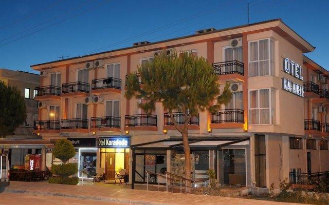 Karadede Hotel Чешме вид на фасад