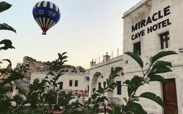 Miracle Cave Hotel Турция, Мустафапаша - отзывы, цены и фото номеров - забронировать отель Miracle Cave Hotel онлайн вид на фасад