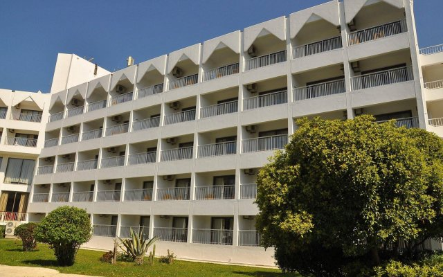 Side Ally Hotel - All inclusive вид на фасад