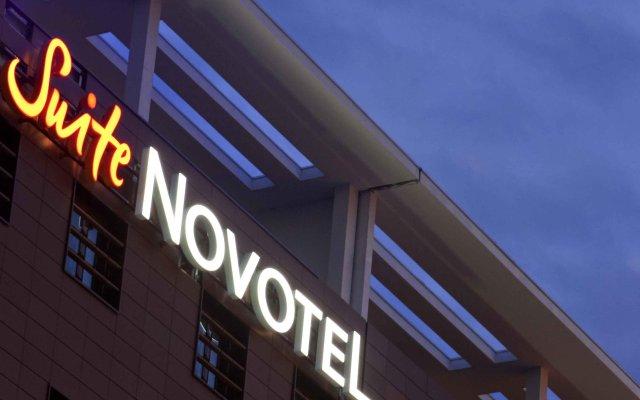Отель Novotel Suites Hannover вид на фасад