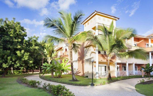 Отель Grand Bahia Principe Punta Cana - All Inclusive Доминикана, Пунта Кана - отзывы, цены и фото номеров - забронировать отель Grand Bahia Principe Punta Cana - All Inclusive онлайн вид на фасад