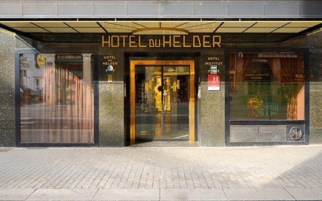 Отель Hôtel du Helder Франция, Лион - 1 отзыв об отеле, цены и фото номеров - забронировать отель Hôtel du Helder онлайн вид на фасад