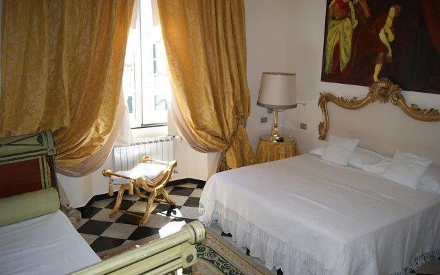 Отель Morali Palace Италия, Генуя - отзывы, цены и фото номеров - забронировать отель Morali Palace онлайн комната для гостей