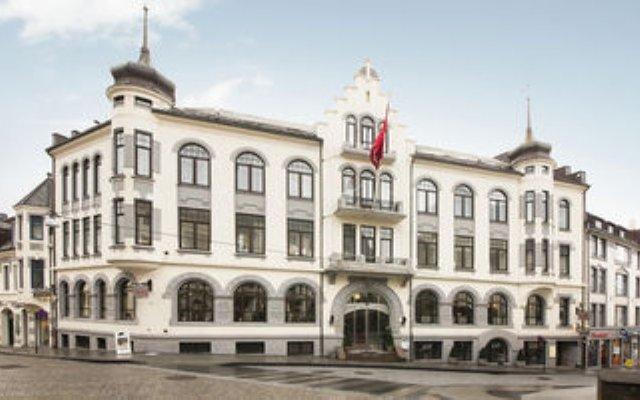 Отель 1904 Норвегия, Олесунн - отзывы, цены и фото номеров - забронировать отель 1904 онлайн вид на фасад