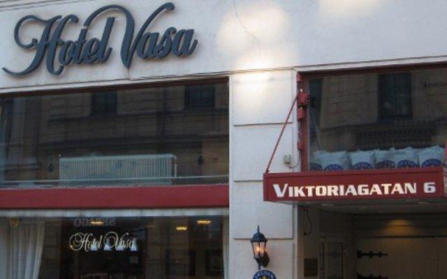 Отель Vasa, Sure Hotel Collection by Best Western Швеция, Гётеборг - отзывы, цены и фото номеров - забронировать отель Vasa, Sure Hotel Collection by Best Western онлайн вид на фасад