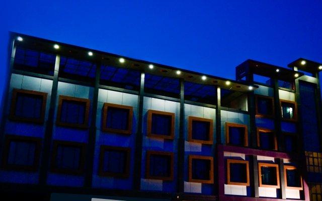 Отель RnB Chittorgarh вид на фасад