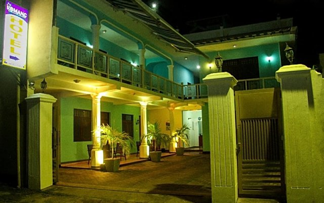 The Hotel Romano- Negombo вид на фасад