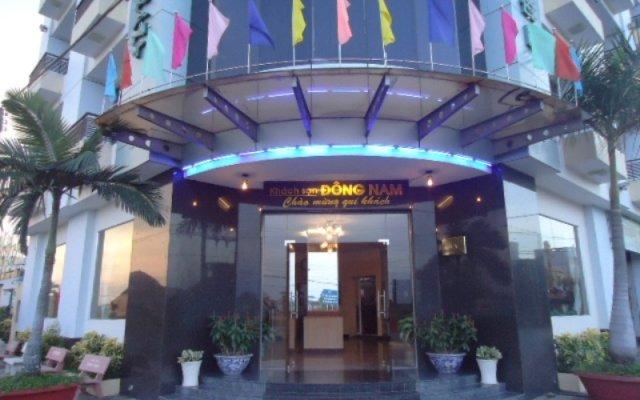 Dong Nam Hotel вид на фасад