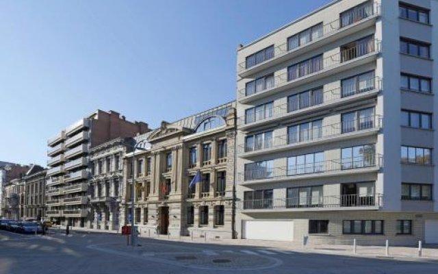 Отель Aparthotel Liège Бельгия, Льеж - отзывы, цены и фото номеров - забронировать отель Aparthotel Liège онлайн вид на фасад