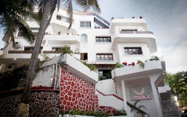 Hotel Amaca Puerto Vallarta - Adults Only вид на фасад
