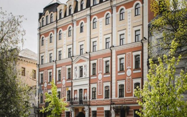 Гостиница Подол Плаза Украина, Киев - 11 отзывов об отеле, цены и фото номеров - забронировать гостиницу Подол Плаза онлайн вид на фасад