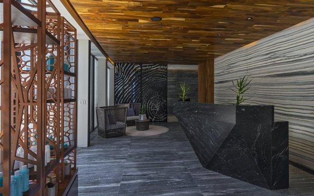 Отель Solaz, A Luxury Collection Resort, Los Cabos вид на фасад