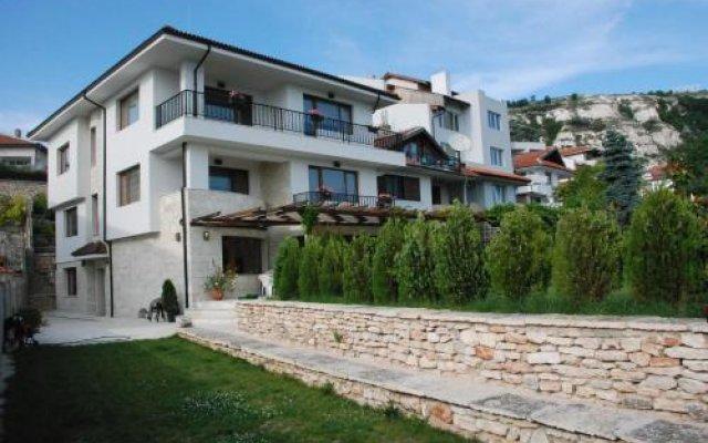 Отель Guest House Balchik Hills Болгария, Балчик - отзывы, цены и фото номеров - забронировать отель Guest House Balchik Hills онлайн вид на фасад