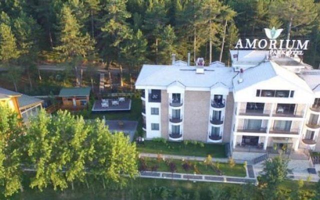 Amorium Hotel вид на фасад