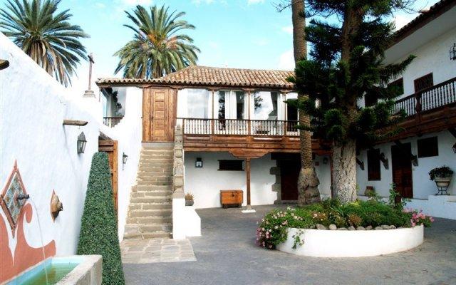 Hotel Rural Cortijo San Ignacio Golf вид на фасад