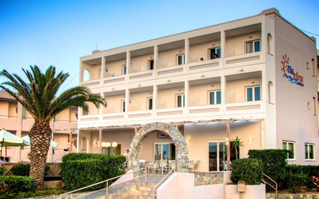 Solimar Dias Hotel - All Inclusive вид на фасад