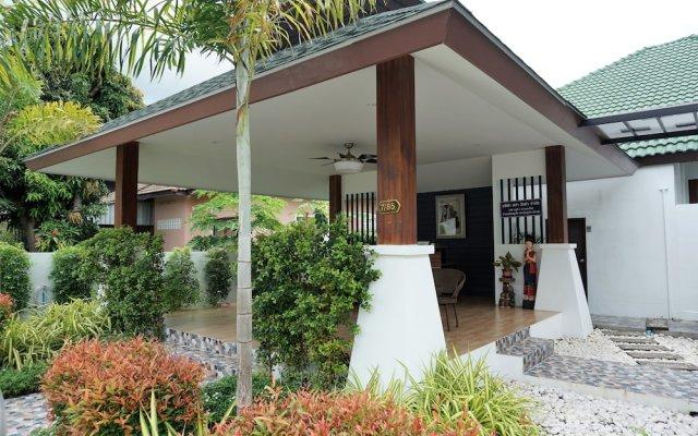 Отель 2Bedroom Private Pool by Sanga Villas вид на фасад
