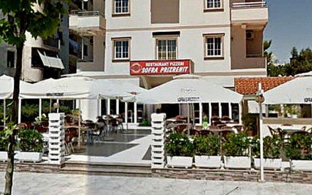 Отель Sofra e Prizrenit Hotel Албания, Дуррес - отзывы, цены и фото номеров - забронировать отель Sofra e Prizrenit Hotel онлайн вид на фасад