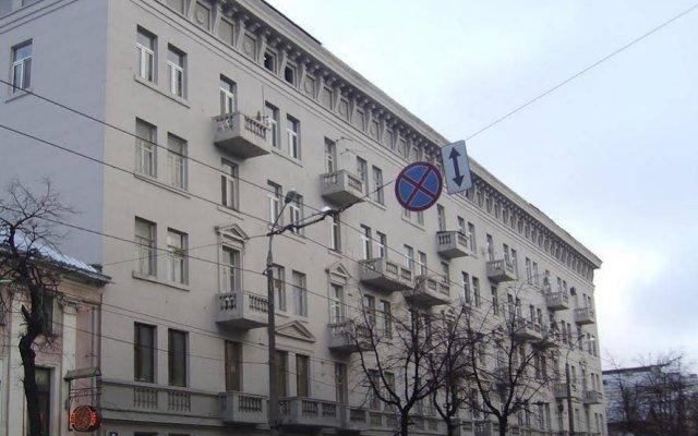 NN Central Hostel Нижний Новгород вид на фасад