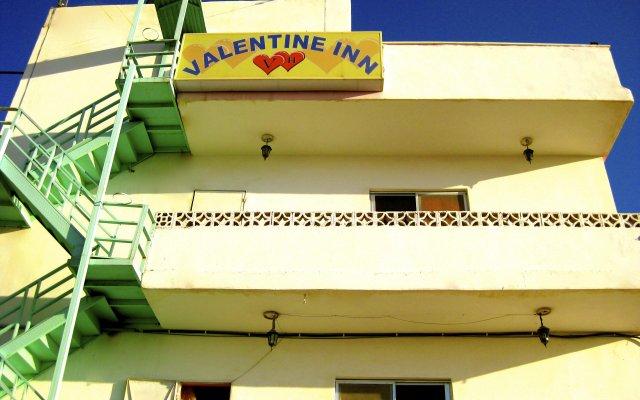 Отель Valentine Inn Иордания, Вади-Муса - отзывы, цены и фото номеров - забронировать отель Valentine Inn онлайн вид на фасад